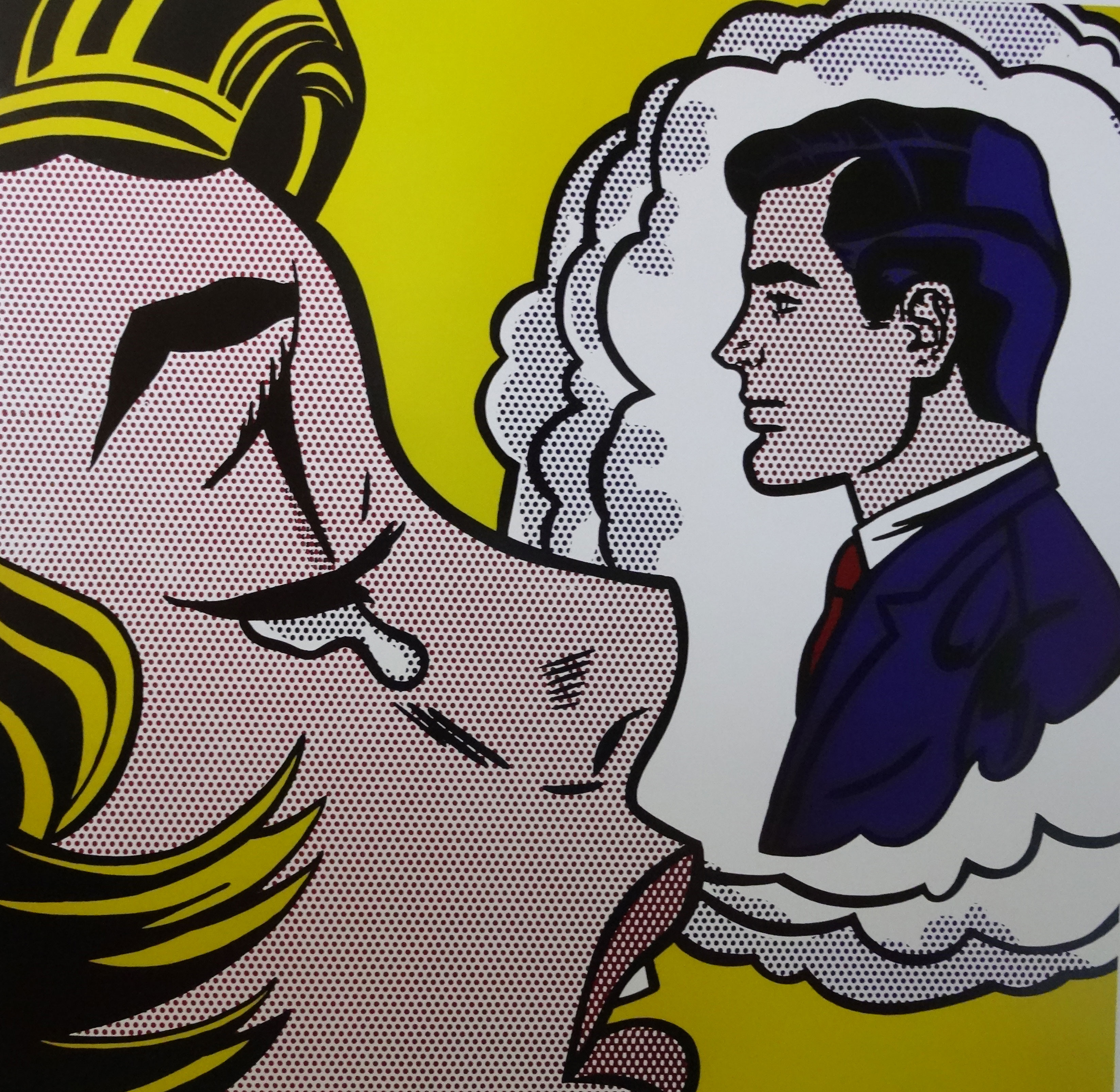lichtenstein thinking