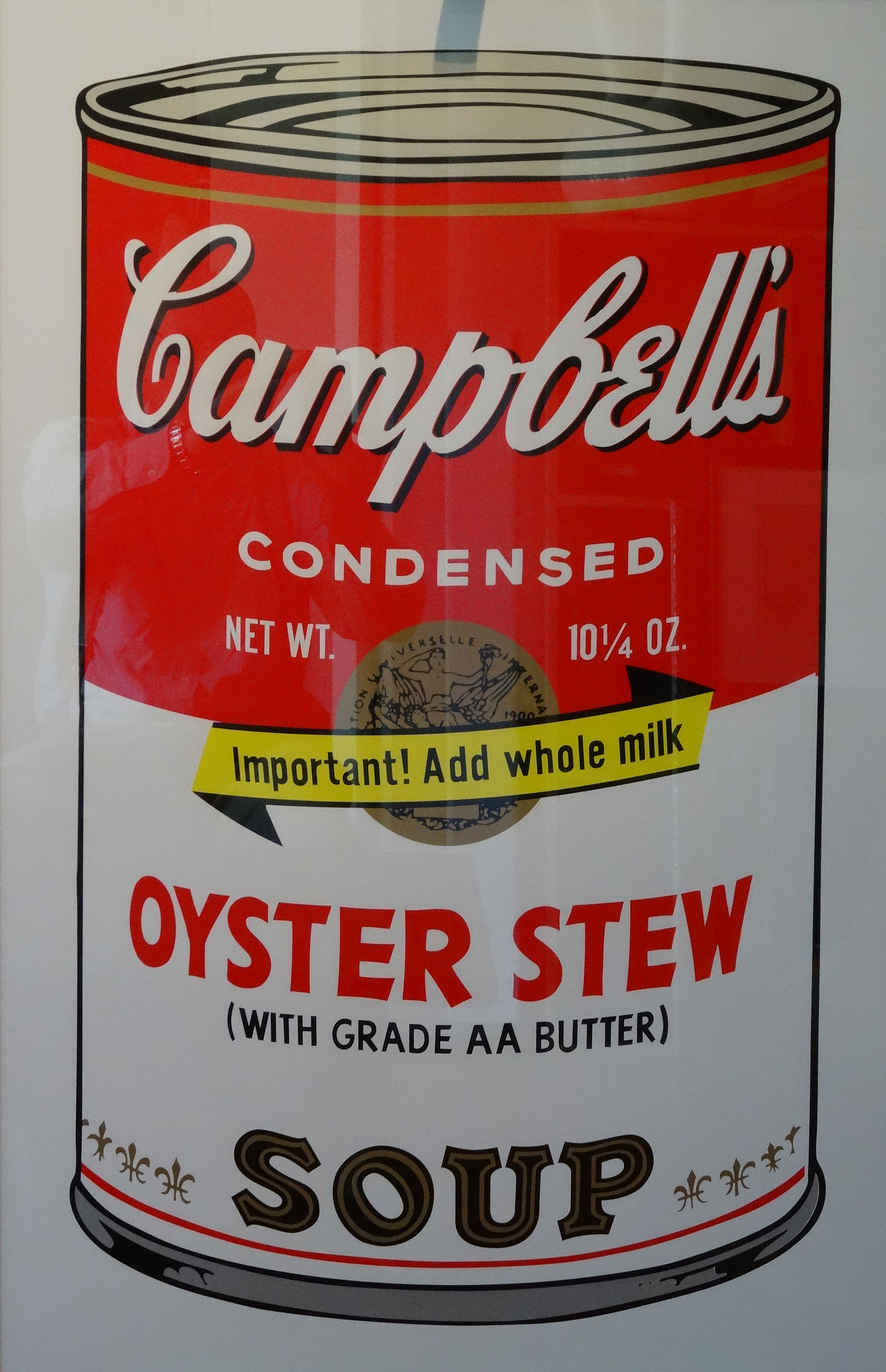 Campbell's Oyster Stew Soup