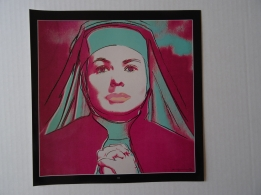 Portret van Ingrid Bergman uit The Bell's of St. Mary's
