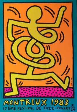 haring montreux 1983