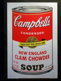 Campbell's Clam Chowder Soup